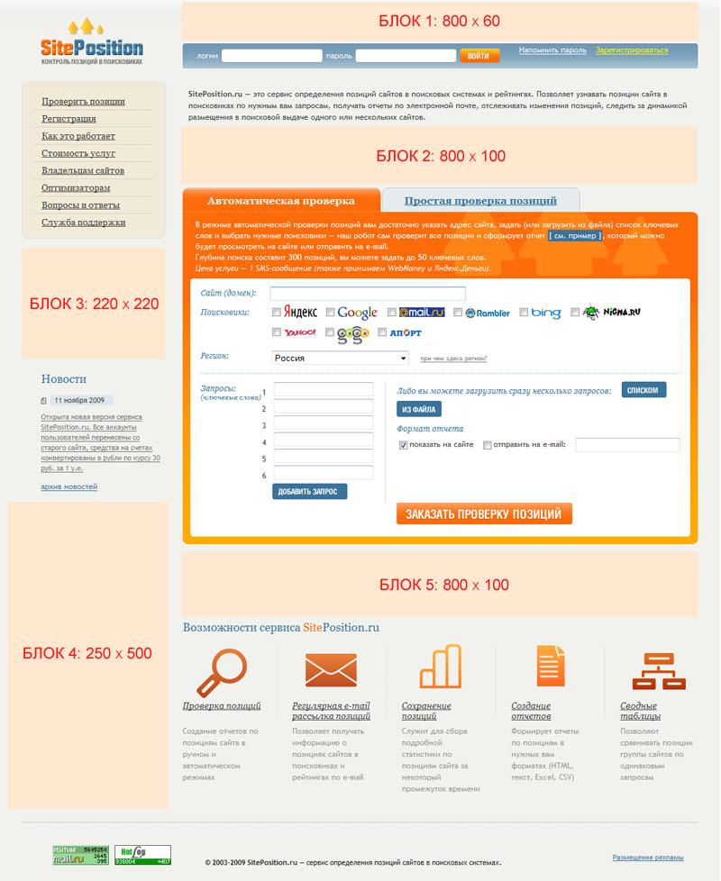 Реклама для размещения на сайтах реклама как двигатель товаров